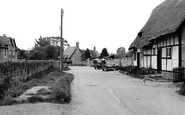 Stadhampton, the Village c1960