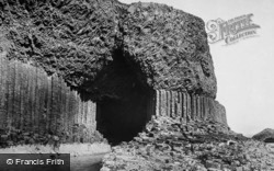 Staffa, Fingal's Cave 1903