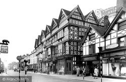 Stafford, Ancient High House 1948