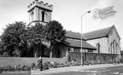 Stafford, Christ Church c.1965