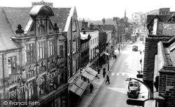 Stafford, Greengate Street c.1960