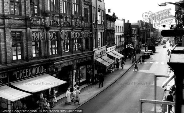 Stafford, Greengate Street c1960
