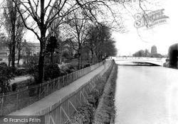 Izaac Walton Walk c.1950, Stafford