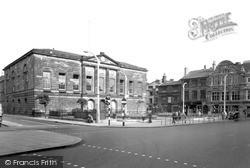 Market Square c.1955, Stafford