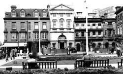Stafford, Market Square c.1955