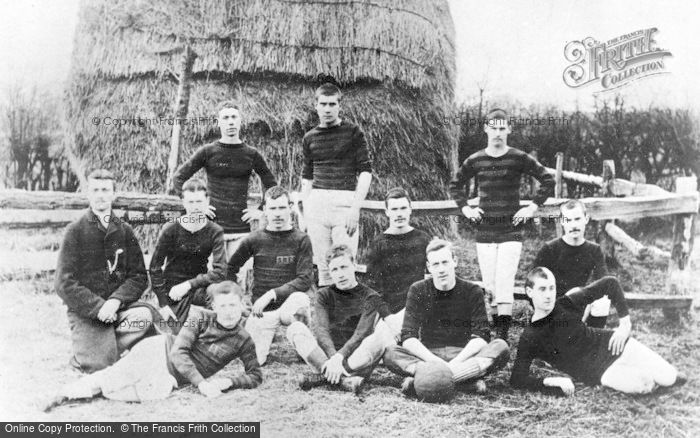 Stafford, Stafford Rangers Football Club 1879