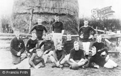 Stafford, Stafford Rangers Football Club 1879