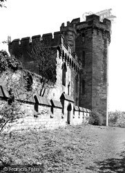 The Castle c.1950, Stafford
