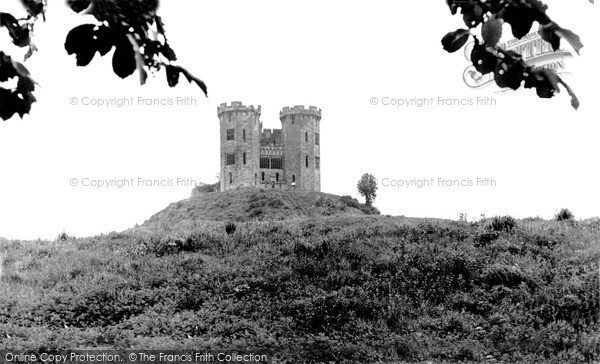 Photo of Stafford, the Castle c1955