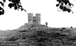 Stafford, The Castle c.1955