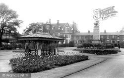 Victoria Park c.1955, Stafford