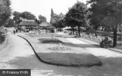 Stafford, Victoria Park c.1960