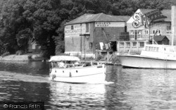 Staines, Boating On The River Thames  c.1965