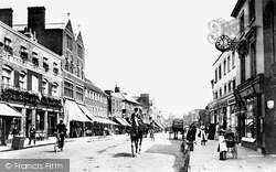 Staines, High Street 1907