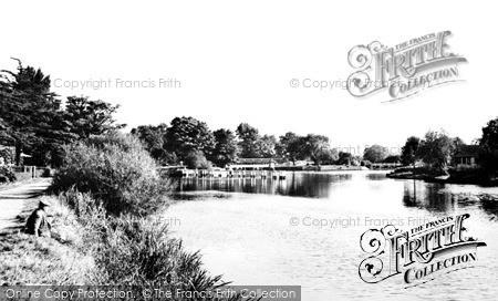 Photo of Staines, Penton Hook c1960