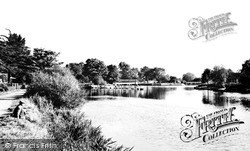 Staines, Penton Hook c.1960