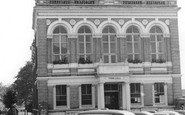 Staines, the Town Hall c1965