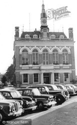 Staines, The Town Hall c.1965