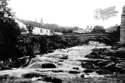Bridge And Cascade c.1877, Stainforth