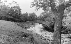Packhorse Bridge c.1955, Stainforth