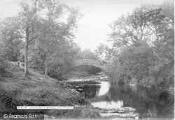The Pack Horse Bridge 1887, Stainforth