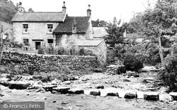 The Stepping Stones c.1955, Stainforth