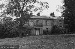 The Youth Hostel c.1955, Stainforth