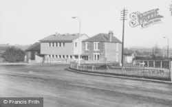 Stakeford, Bank House c.1955