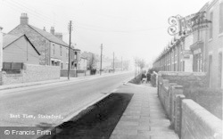 Stakeford, East View c.1950