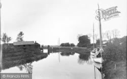 Stalham, At Wayford Bridge c.1931