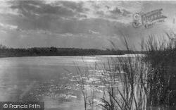 Stalham, Moonlight On The Broad c.1935