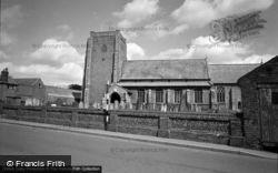 Stalham, St Mary's Church 1966