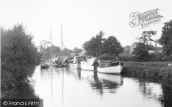 Stalham, Staithe c.1933