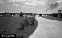 Stalham, The Chalet Park 1966