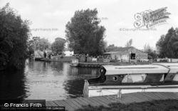 Stalham, The Dyke 1968