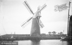 Stalham, The Mill c.1920