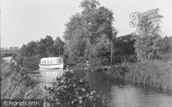 Stalham, The River Ant c.1933