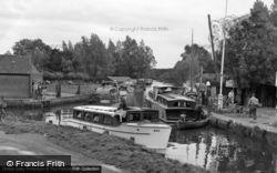 The Staithe 1952, Stalham