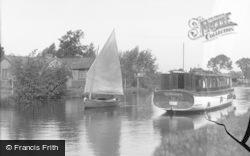 Stalham, The Staithe c.1933