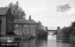 Stalham, Wayford Bridge 1956