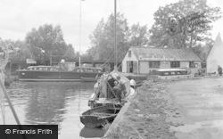 Stalham, Yachting Station 1952
