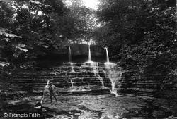Park Scar Gill, Raydaleside 1911, Stalling Busk