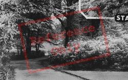 Cheetham Park c.1955, Stalybridge