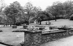 Cheetham Park c.1960, Stalybridge