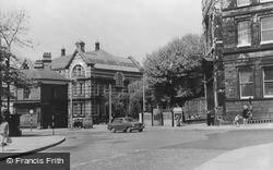 Girls Secondary School c.1960, Stalybridge