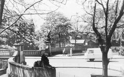 War Memorial c.1955, Stalybridge