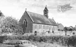 Stamford Bridge, St John's Church c.1960