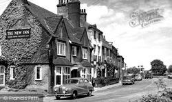 Stamford Bridge, The New Inn c.1960