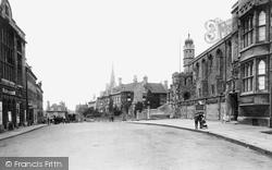 Stamford, Broad Street  1922