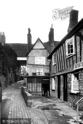 Stamford, Brooke's Court 1922